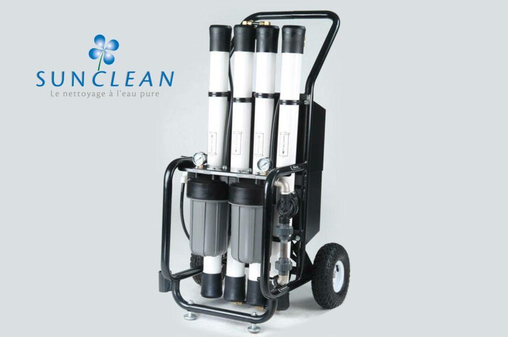 Nettoyage sunclean